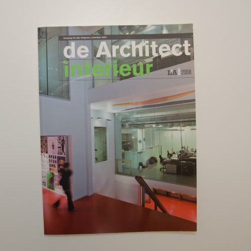 Jennifer de Jonge | de Architect interieur