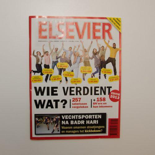Jennifer de Jonge   Elsevier