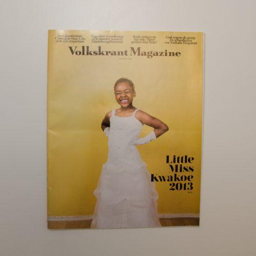 Jennifer de Jonge | Volkskrant Magazine