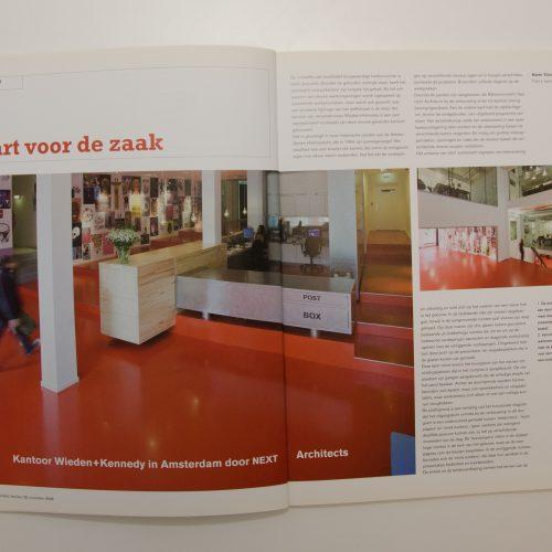 Jennifer de Jonge | de Architect interieur